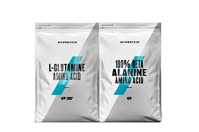 MYPROTEIN Glutamine +  Beta alanine