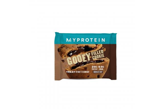 Myprotein Gooey filled cookie