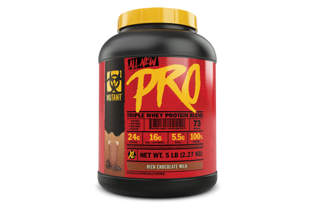Mutant PRO Triple Whey Protein Blend