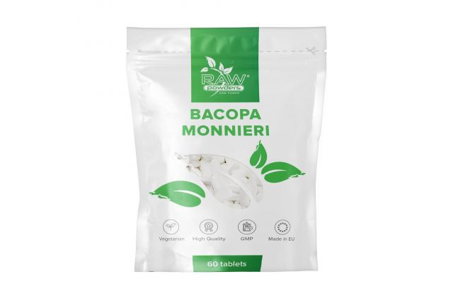 Raw Powders Bacopa Monnieri