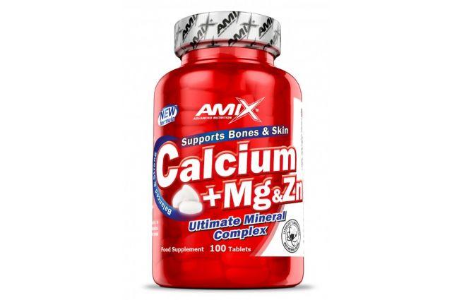 Amix Calcium + Mg & Zn