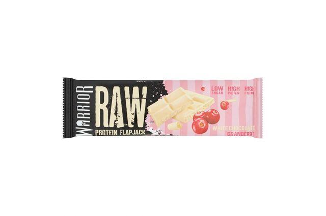 WarrioR Raw Protein Flapjack
