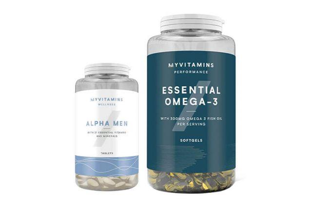 Myprotein Sveikatingumo rinkinys