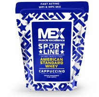 Mex Whey American standart proteinas