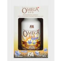 Fitness Authority Omega 3-6-9