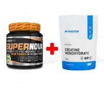 BioTech USA Supernova+Creatine  Monohydrate
