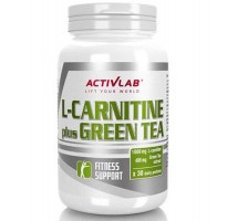 ActivLab L-Carnitine plus Green Tea