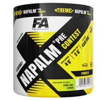 Fitness Authority Napalm Pre Contest