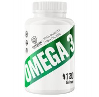 Swedish Supplements Omega 3