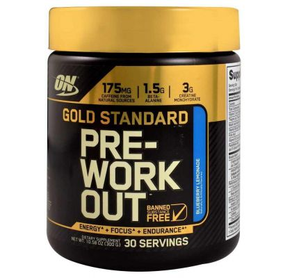 Optimum Nutrition PREWORKOUT