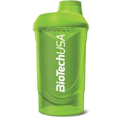 BioTech USA  Plaktuvė 600ml. (žalia)