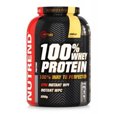 100% Whey Protein 2250g.