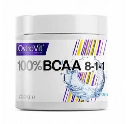 OstroVit BCAA 8-1-1 (200g)