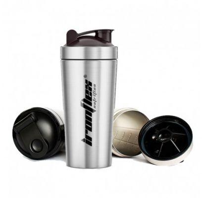IronFlex Steel Shaker 750 ml