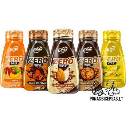 PAK Nutrition Sirupas 500ml