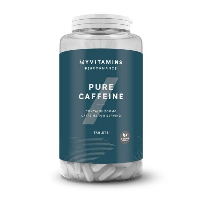 Myprotein Pure Caffeine 200mg