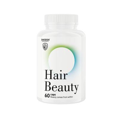 Swedish Supplements Hair Beauty