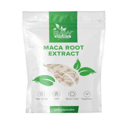 Raw Powders Maca root extract 5000mg