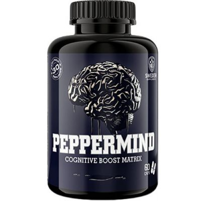 Swedish Supplements Peppermind