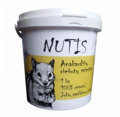 Protein INN Nutis Anakardžių riešutų kremas