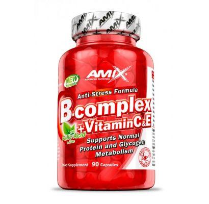 Amix B-complex + Vitamin C & E