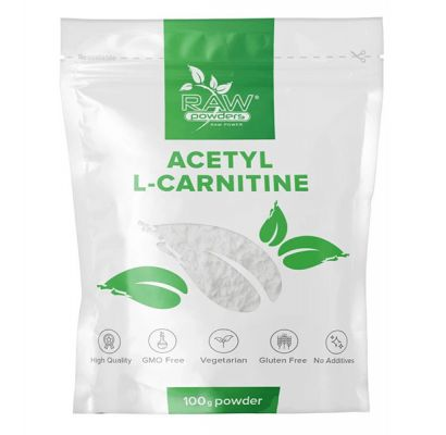 Raw Powders Acetyl L-Carnitine