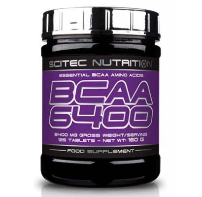 Scitec BCAA 6400
