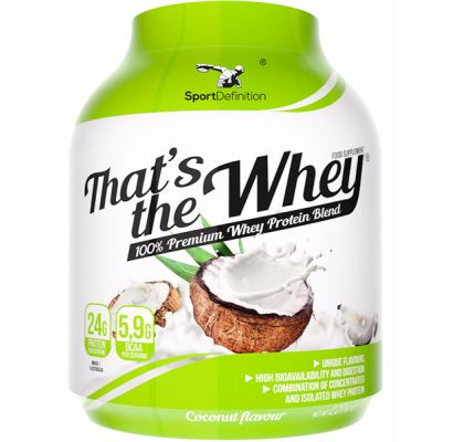 Sport Definition That`s The Whey