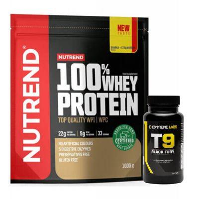 Baltymų ir riebalų degintojo rinkinys