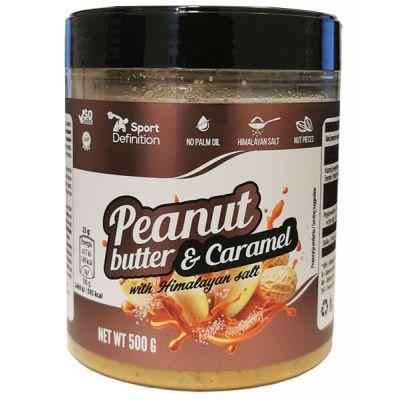 Sport Definition Peanut Butter & Caramel