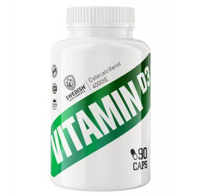 Swedish Supplements Vitamin D3