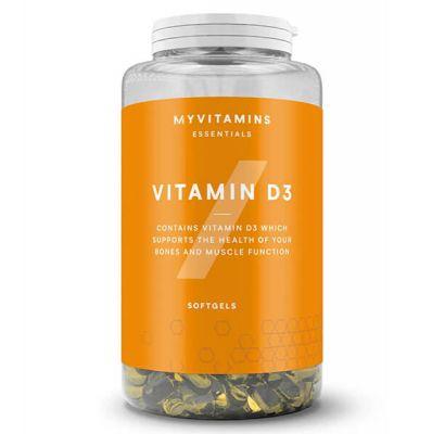 Myprotein Vitaminas D3