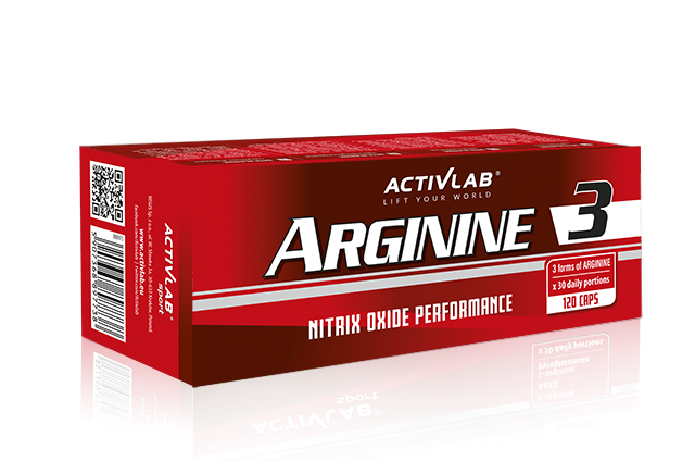 ACTIVLAB Arginine 3