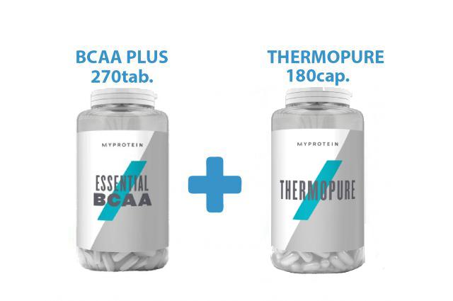 MYPROTEIN BCAA plus + MyProtein Thermopure