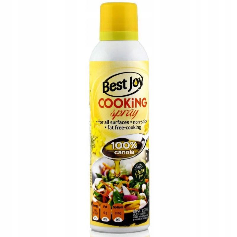 Best Joy 100% CANOLA COOKING SPRAY