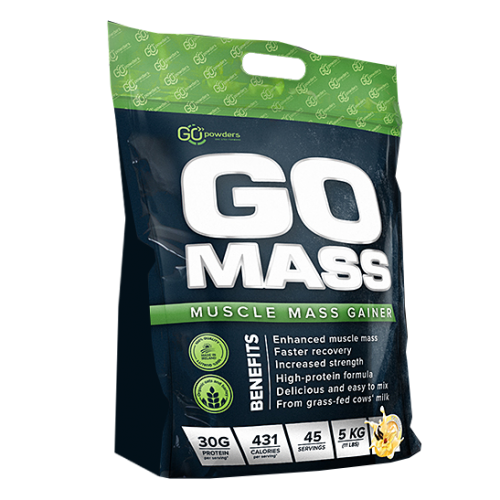 Go Powders Go Mass