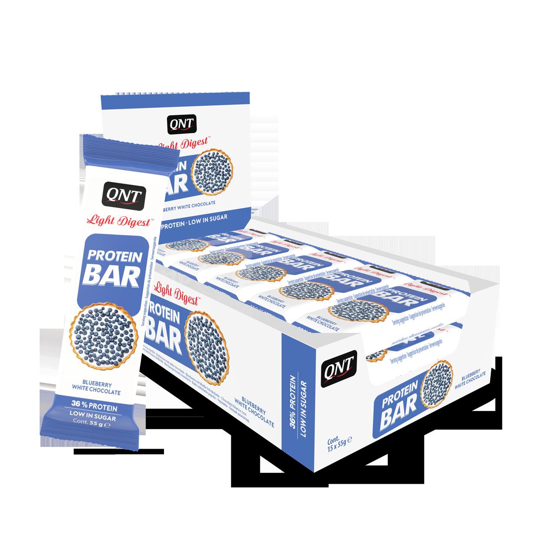 QNT Light Digest Protein Bar