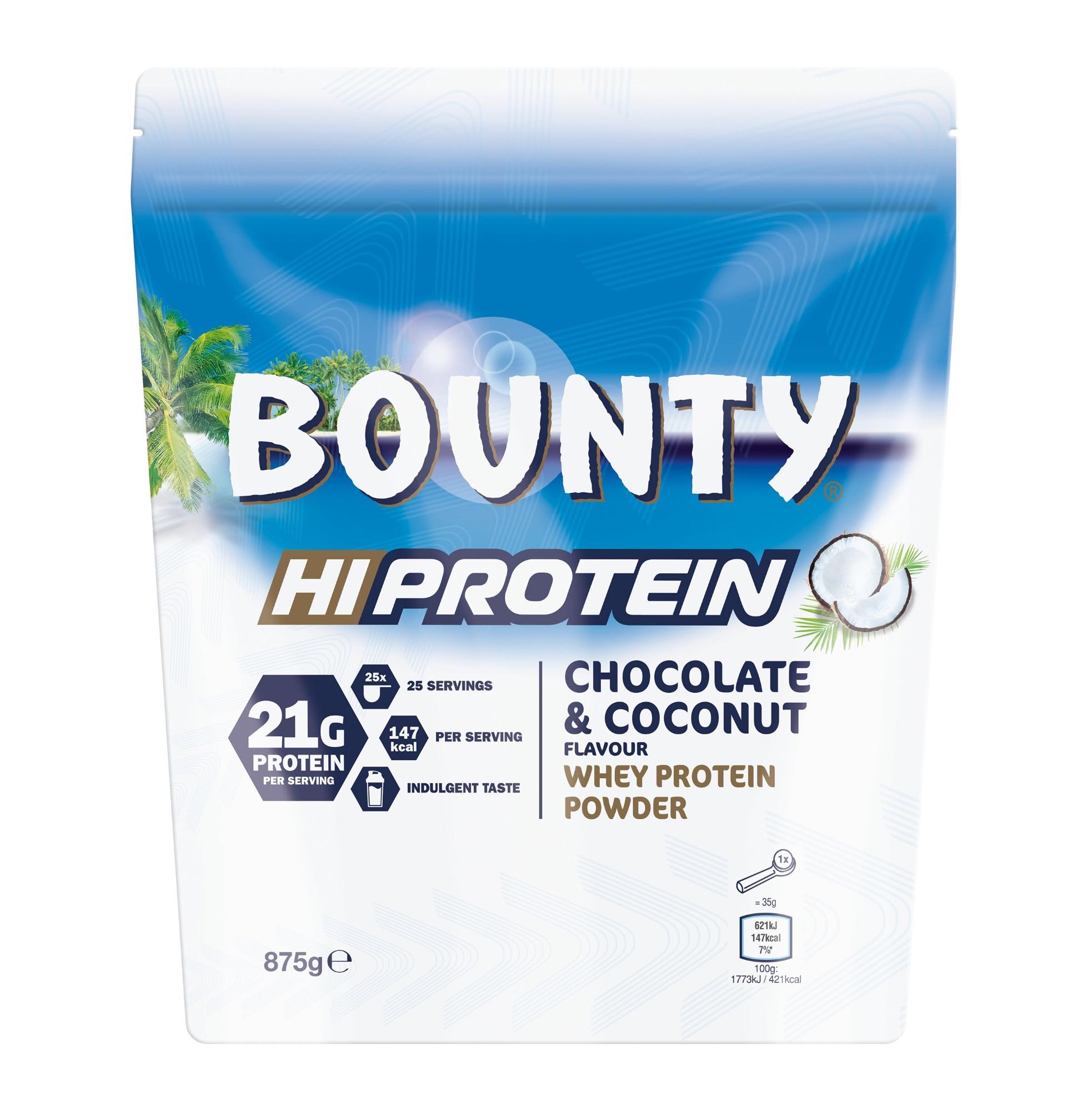 Mars Bounty Hi Protein