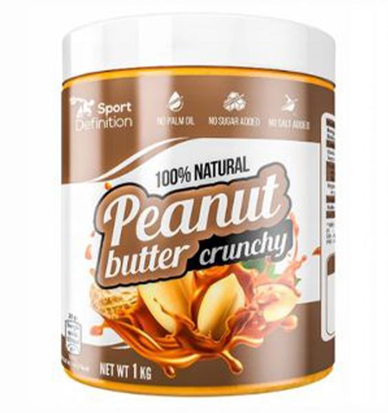 Sport Definition 100% Natural Peanut Butter