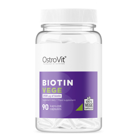 OstroVit Biotin VEGE